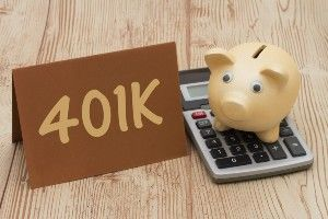 bankruptcy and 401k