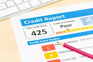 can your credit score improve